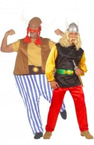 déguisement couple astérix et obélix