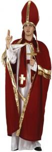 déguisement pape de luxe