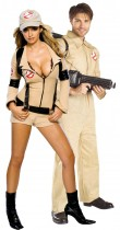 Déguisement couple Ghostbusters™