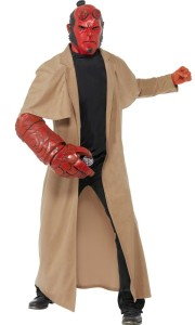 déguisement Hellboy adulte