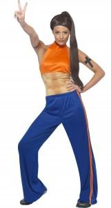 déguisement Mel C Spice Girls