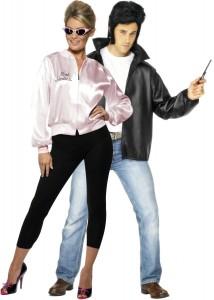 déguisement couple Grease
