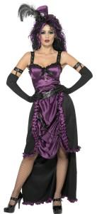 déguisement gothique femme