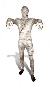 déguisement morphsuits momie