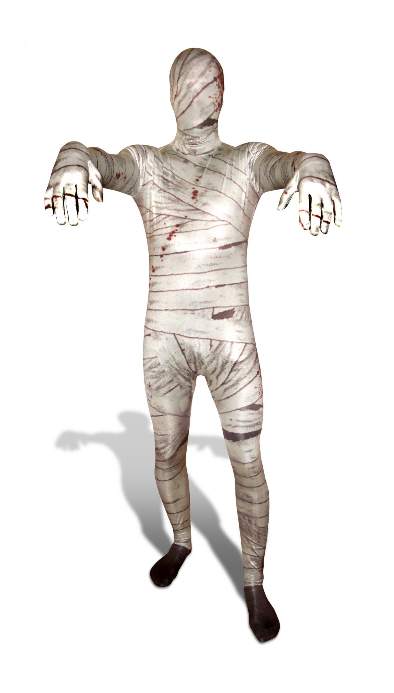 d guisement morphsuits momie d guisement zentai seconde peau costume halloween pas cher. Black Bedroom Furniture Sets. Home Design Ideas