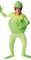 Déguisement Kermit™ la grenouille adulte