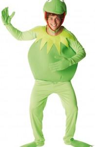 déguisement Kermit la grenouille adulte