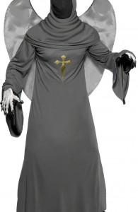 déguisement ange de la mort