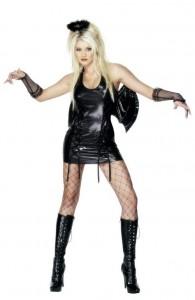 déguisement ange noir sexy