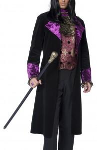 déguisement comte gothique