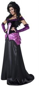 déguisement comtesse halloween