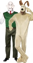 Déguisement couple Wallace et Gromit™