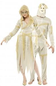 déguisement couple momies