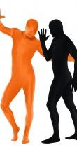 Déguisement couple seconde peau halloween