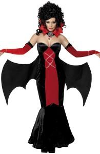 déguisement de vampire pour femme