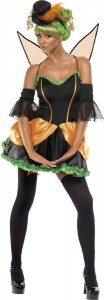 déguisement fée d'halloween