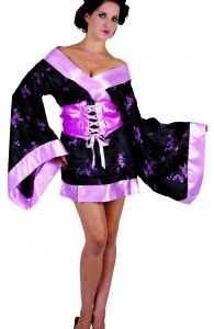 déguisement geisha sexy