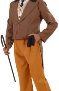 déguisement gentleman anglais