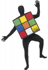 déguisement rubik's cube