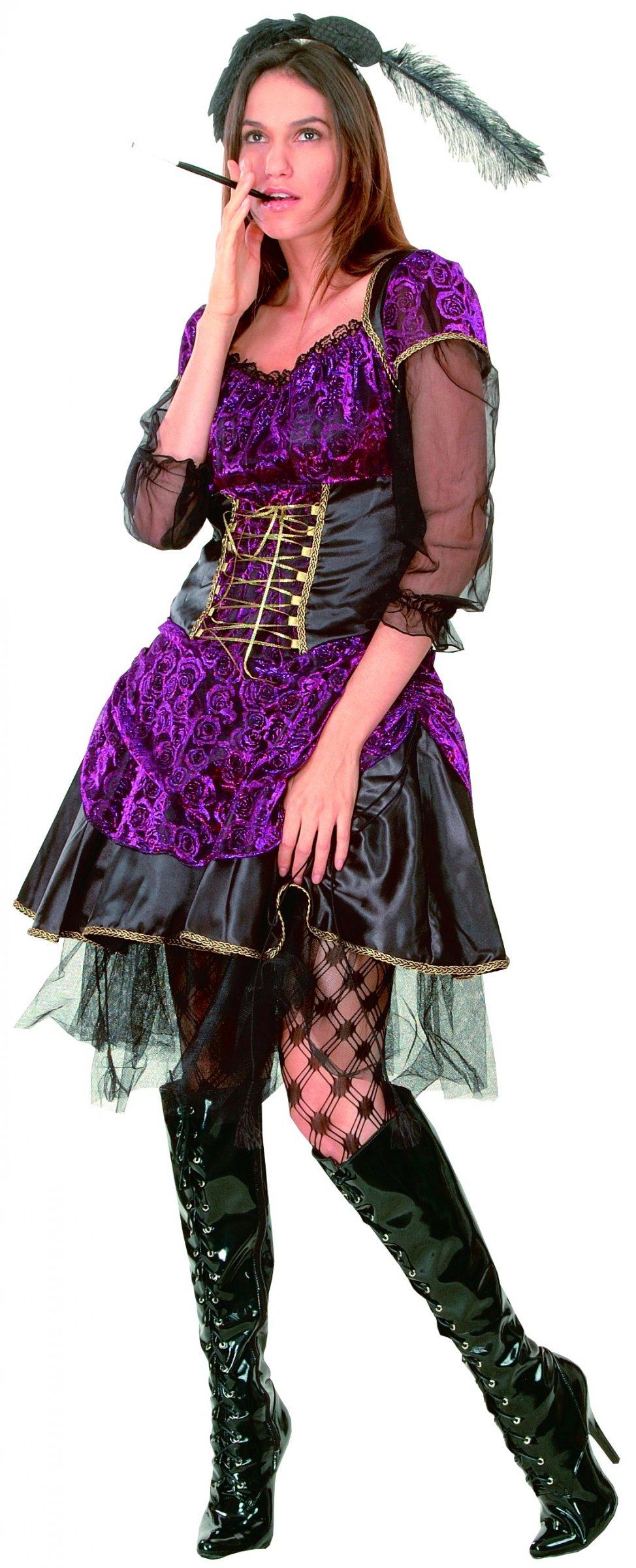 d guisement cabaret saloon costume danseuse cabaret pas cher soir e th me. Black Bedroom Furniture Sets. Home Design Ideas