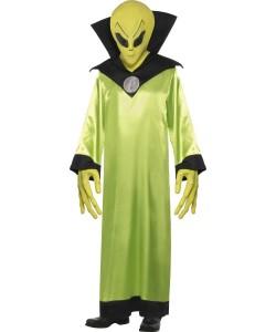 déguisement alien adulte