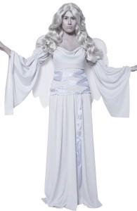 déguisement ange de la mort femme
