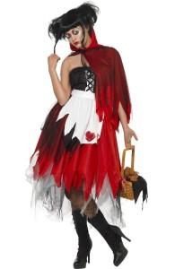 déguisement chaperon rouge halloween