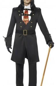 déguisement comte steampunk