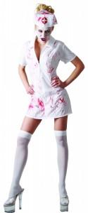 déguisement infirmière psychopathe