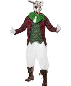 déguisement lapin monstre