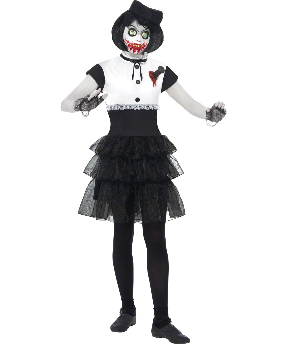 d guisement living dead dolls femme costume sous. Black Bedroom Furniture Sets. Home Design Ideas