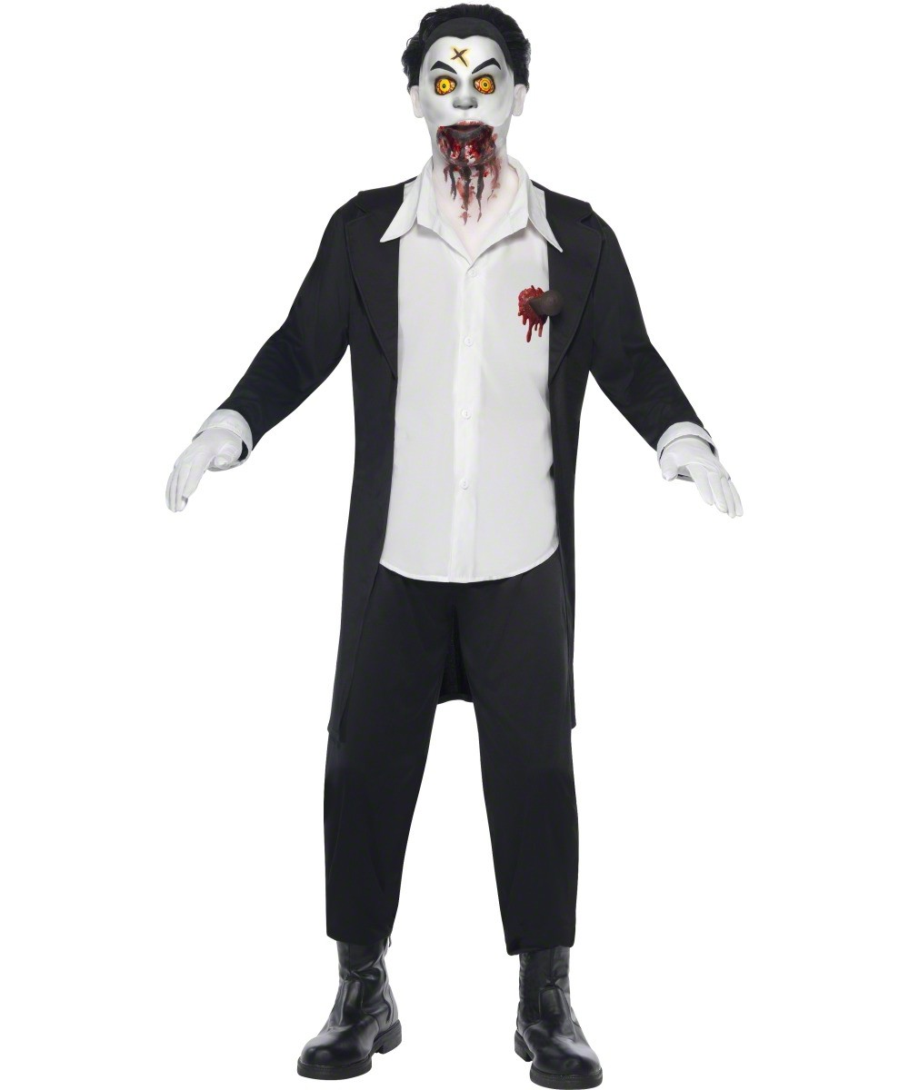 d guisement living dead dolls homme costume horreur soir e halloween. Black Bedroom Furniture Sets. Home Design Ideas