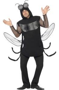 déguisement mouche adulte