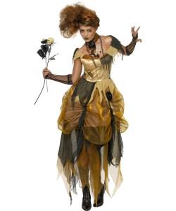 déguisement princesse gothique