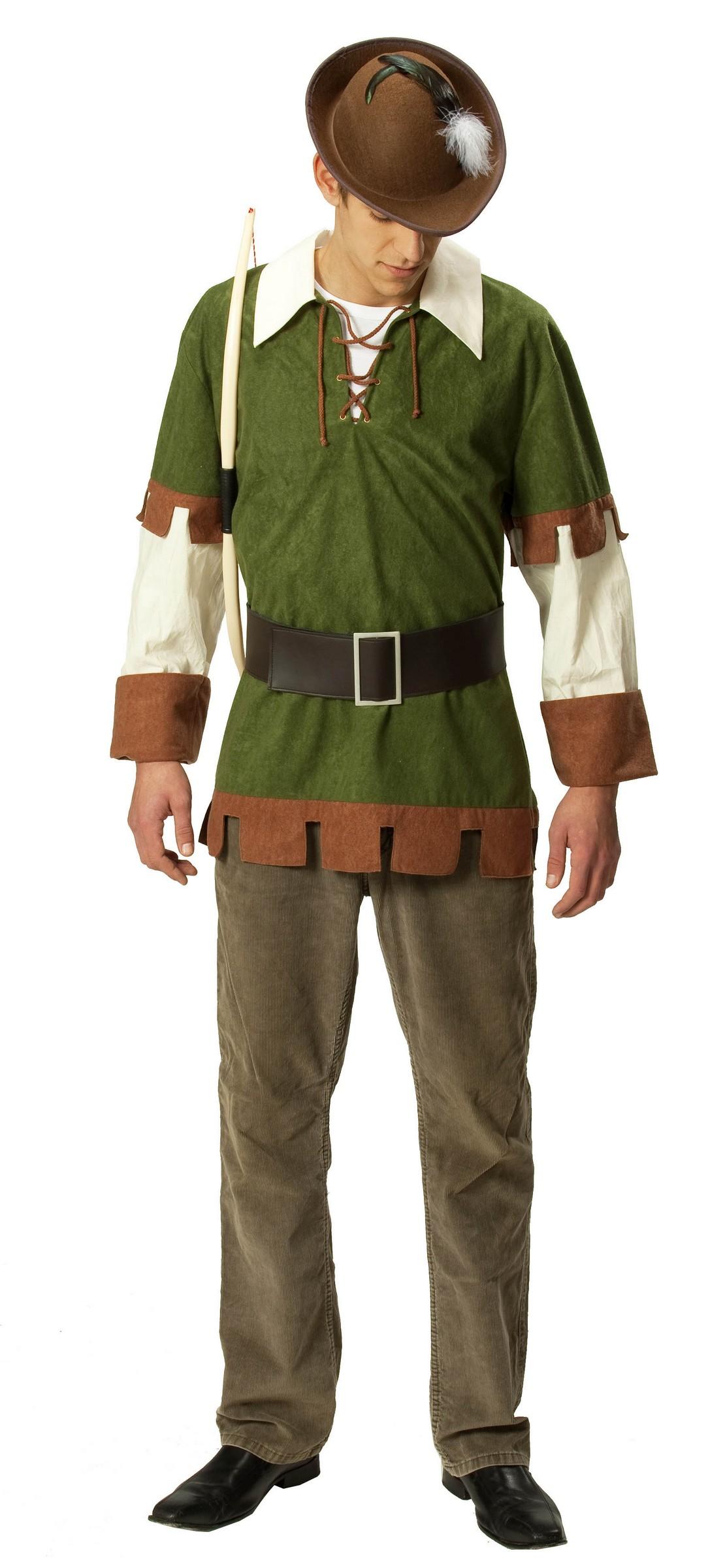 D guisement robin des bois costume homme pas cher - Deguisement robin des bois fille ...