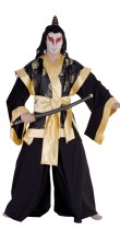 Déguisement samourai homme