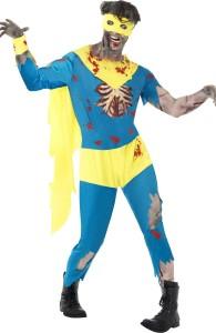 déguisement super héros zombie