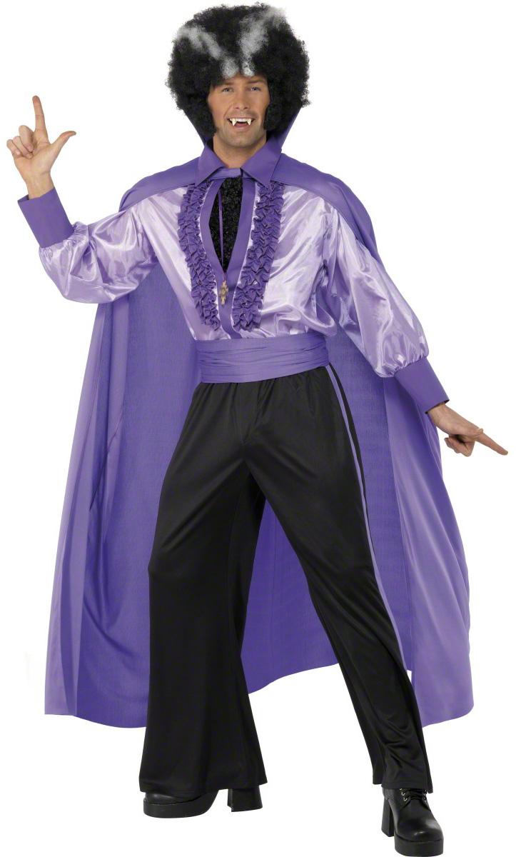 d guisement vampire disco homme costume original adulte. Black Bedroom Furniture Sets. Home Design Ideas