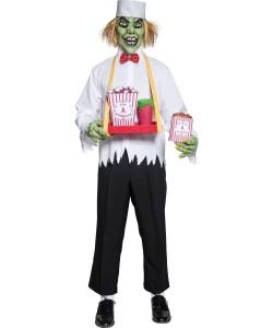 déguisement vendeur monstre