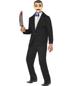 déguisement ventriloque démoniaque