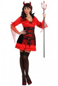 d guisement d mon sexy femme costume diablesse pas cher soir e halloween. Black Bedroom Furniture Sets. Home Design Ideas