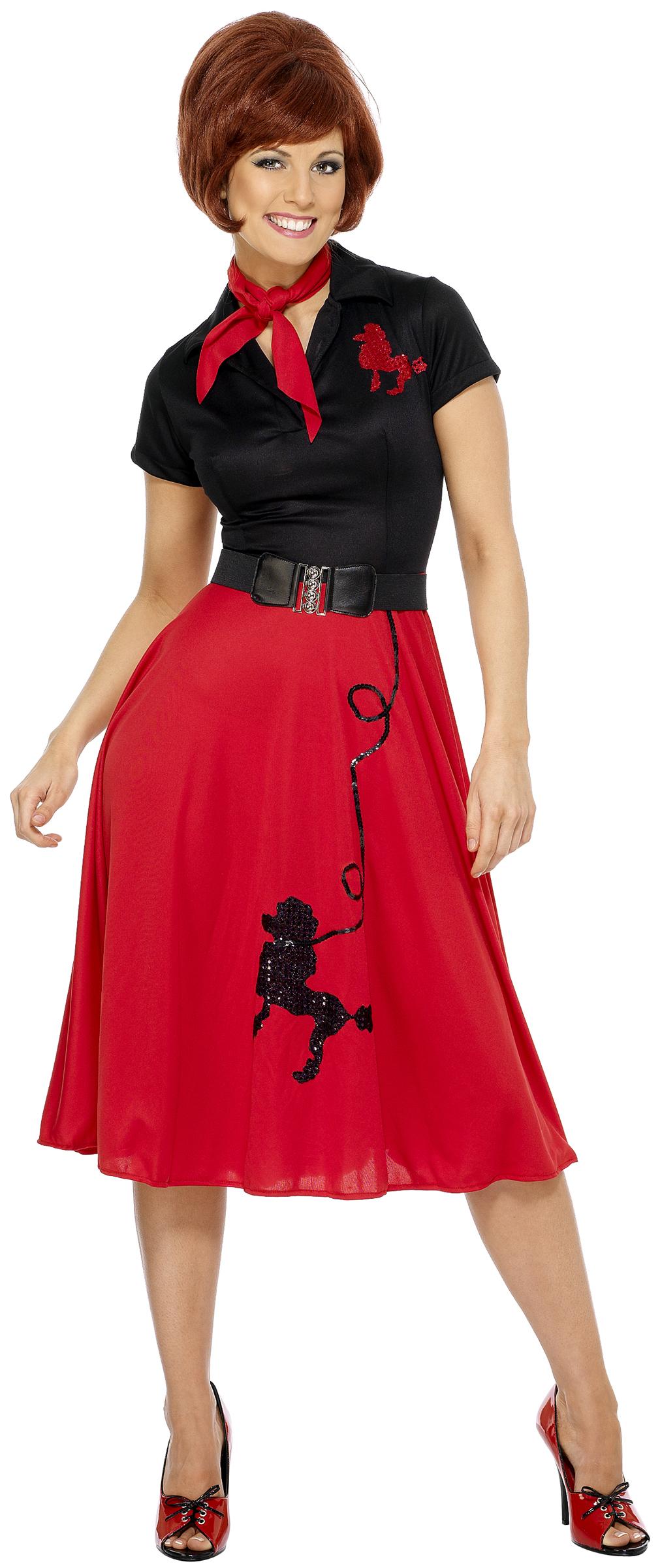 d guisement rock n 39 roll ann es 50 costume twist femme. Black Bedroom Furniture Sets. Home Design Ideas