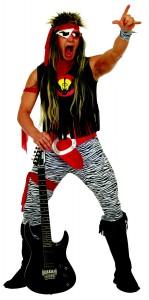 déguisement rock star homme