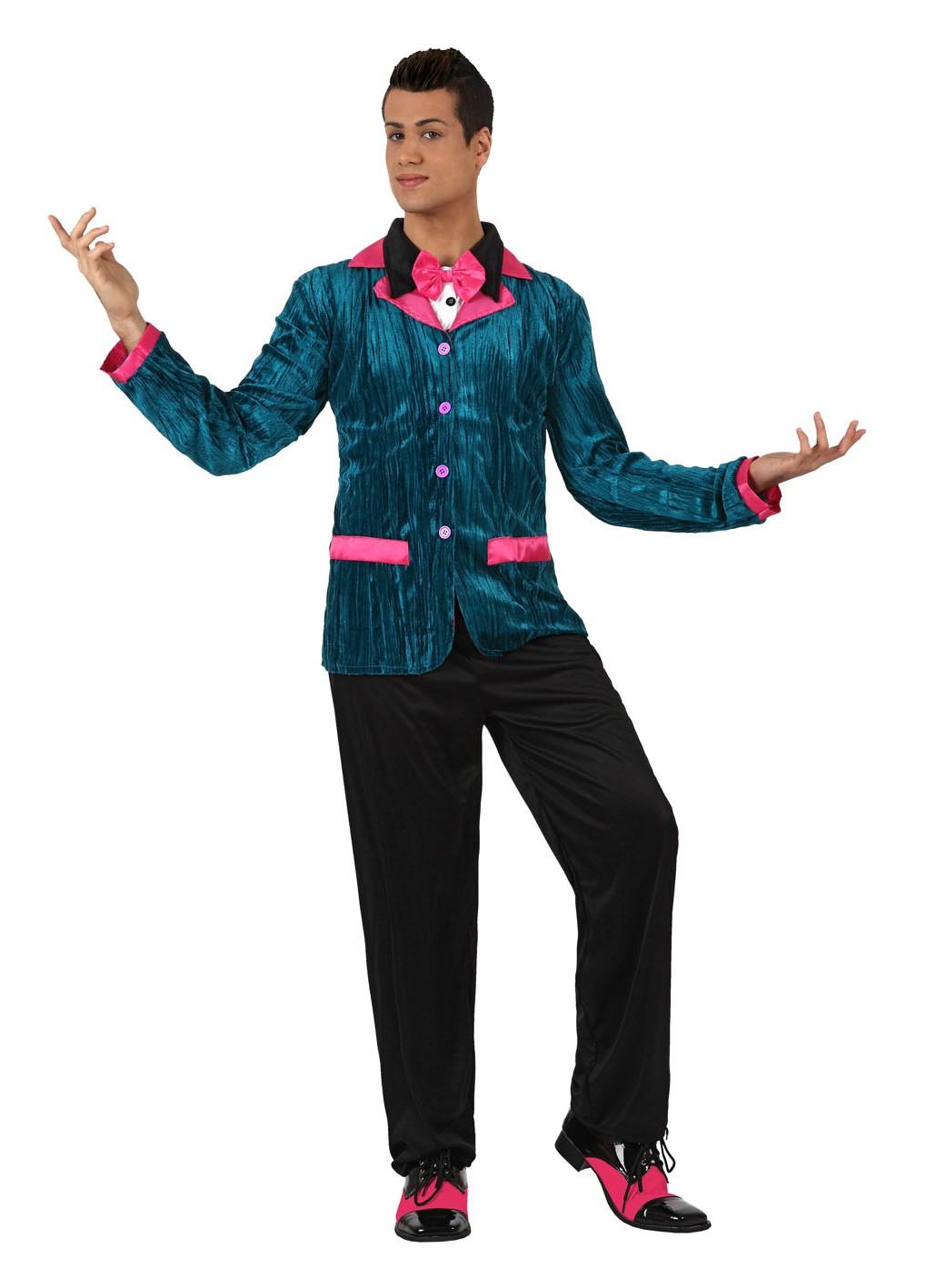 D guisement y y homme costume ann es 60 pas cher soir e th me - Idee deguisement annee 80 pas cher ...