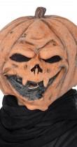Masque citrouille Halloween