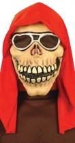 Masque squelette délirant