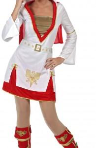 déguisement Elvis Presley femme