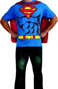 déguisement Superman homme