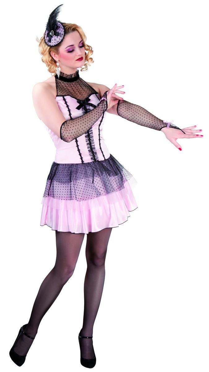 d guisement cabaret rose costume charleston femme pas cher soir e nouvel an. Black Bedroom Furniture Sets. Home Design Ideas