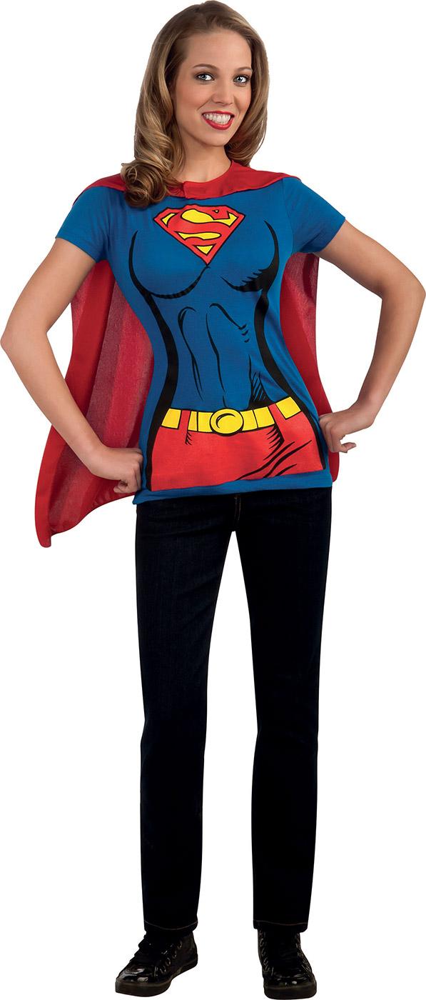 d guisement supergirl femme super h ros sous licence. Black Bedroom Furniture Sets. Home Design Ideas